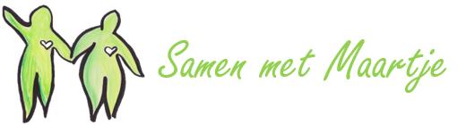 Samen met Maartje logo